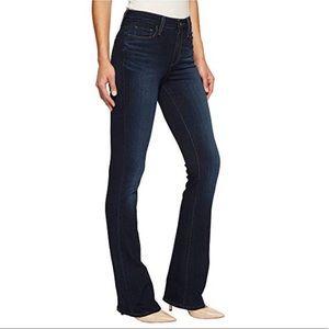Paige High Rise Manhattan Bootcut Jeans